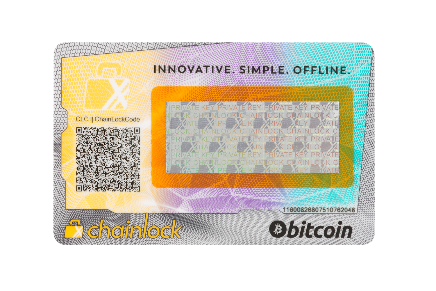 Card Wallet Bitcoin