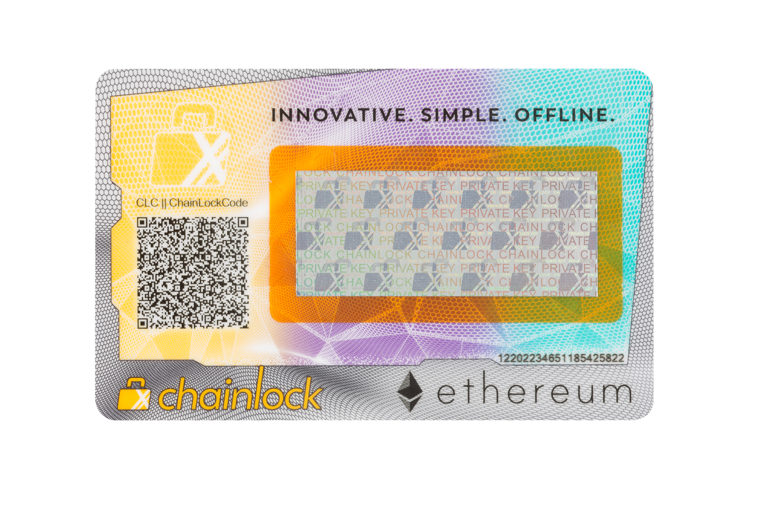 Card Wallet ethereum