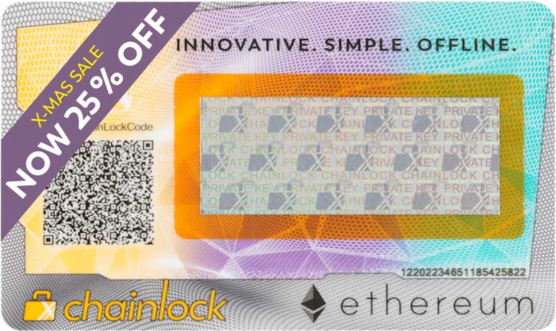 Card Wallet ethereum